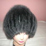 Cap female - wig polar fox colored