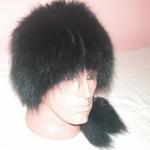 Cap female wig polar fox colored
