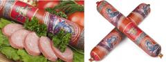 Колбасы ТМ Прилуцкие