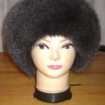 Cap female boyarka cap skin