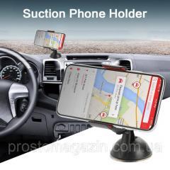 Мощный держатель телефона в автомобиле на торпеде,