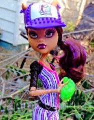 Кукла Monster High Клодин Вульф Clawdeen Монстры
