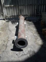 Гуммирование, обрезинивание трубопроводів (труб),