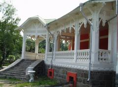 Front decor, columns, balustrades Kiev, Kiev