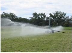 Irrigation machines