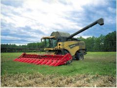 Комбайны кукурузоуборочные украинских и зарубежных