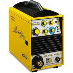 Deca (Italy) Automatic welding semiautomatic