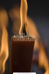 Церковные номерные свечи парафиновые