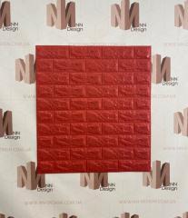Декоративная стеновая 3Д панель самоклейка под