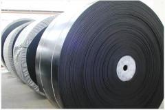 Heat resisting conveyer belts