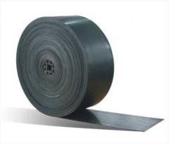 Conveyor belts made of polymer materials