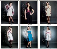 Clothes festive female rkollektsii 2013 from