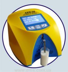 Analyzer of quality of Farmer AKM-98 milk