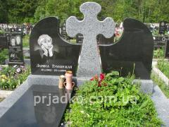 Cross on the grave