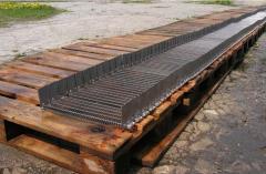 Grid conveyor all types