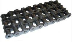 Three-row chains