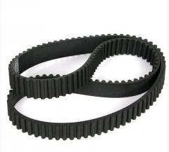 Belts rubber