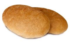Хлеб подовый с отрубями