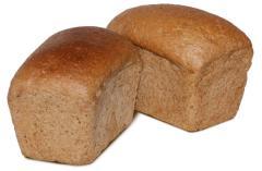 Rye square loaf diabetic