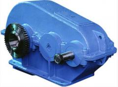 Crane gearboxes