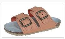 The Price specify summer sandals (nurseries)