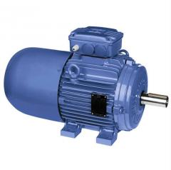 The electric motors which are built in