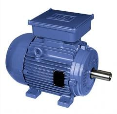 Electric motors are single-phase