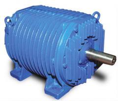 Electric motors, roller-conveyor