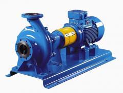 Monoblock centrifugal pumps Grundfos