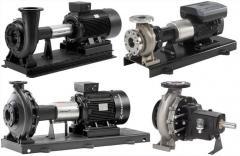 High-performance pumps Grundfos