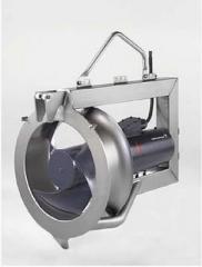 Recirculating pumps for sewage