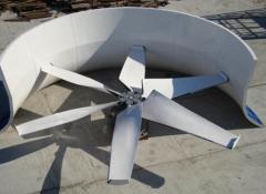 Вентиляторы для градирен