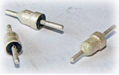 Small-sized coaxial filters of the lower