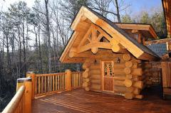 Деревянные дома, коттеджи по индивидуальным
