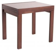 Folding table of solo 810 (1620) h700mm for cafe,