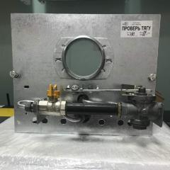 Печное газогорелочное устройство (автоматика...