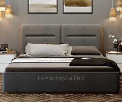 Кровать TEANA в ткани (цоколь)