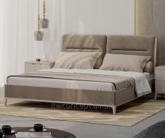 Кровать TEANA в ткани (ножки)