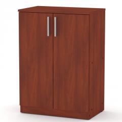 Шкаф комод офисный Компанит КШ-17 яблоня