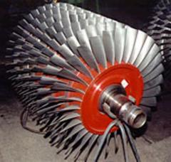 Turbine spare parts of LMP