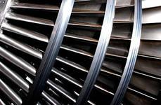 Запчастини до парових енергетичних турбін