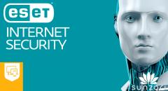 ESET Internet Security (2 ПК) лицензия на 12