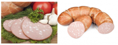 Boiled sausage goods Mortadella, N / oh, 1/with