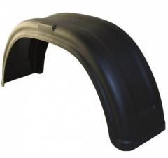 Крыло пластиковое грязезащитное Compact AL-KO R13