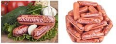 Gourmand sausages