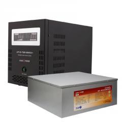 Комплект резервного питания Logicpower B6000...