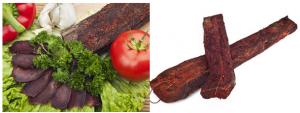 Бастурма «Кавказская» Мясо вяленое