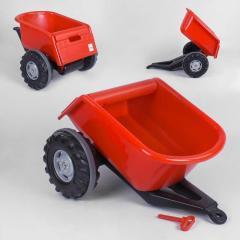 Прицеп к педальным тракторам Pilsan Trailer