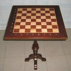 Столы шахматные, столы шахматные деревянные,шахматный стол из дерева.