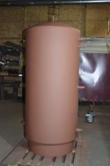 Теплоаккумулятор (емкость для горячей воды) TS-10